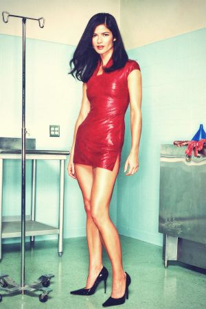 Jill Hennessy - Andrew Southam Photoshoot