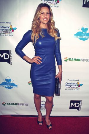 Jill Wagner attends A Brighter Future For Children Benefit