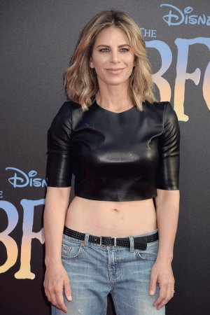 Jillian Michaels attends The BFG Premiere