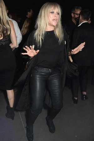 Jo Wood attends Kelly Hoppen 40 years in the interior design business party