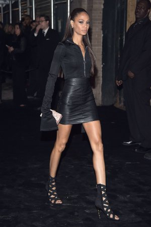 Joan Smalls attends 'Manus x Machina: Fashion in an Age of Technology' after party