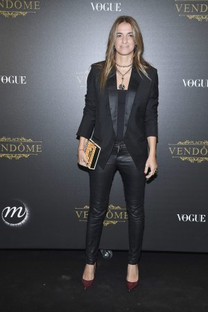 Joana Preiss at the Vogue X Irving Penn party