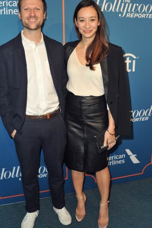 Joanna Natasegara attends The Hollywood Reporter 5th Annual Nominees Night
