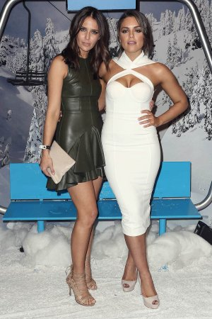 Jodi Gordon attends Belvedere Winter Ball Apre's Ski Party