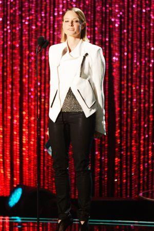 Jodie Foster at MTV Movie Awards