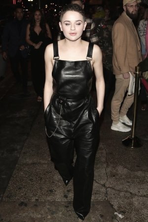 Joey King attends Teen Vogue's 2019 Young Hollywood Party