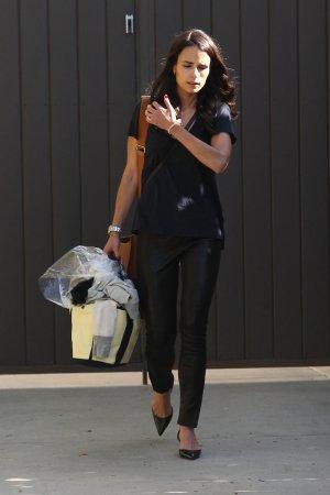 Jordana Brewster out in LA