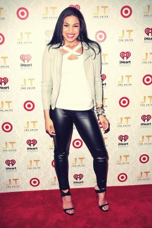 Jordin Sparks attends the iHeartRadio 2020 album release party