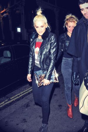 Jorgie Porter at Steam & Rye