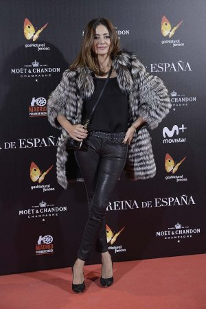 Jose Toledo attends La Reina de Espana premiere