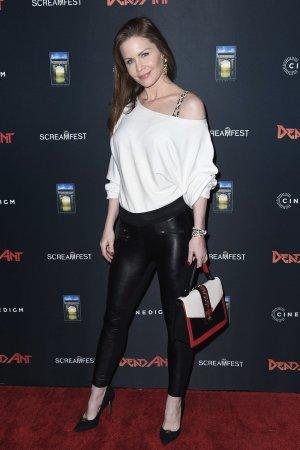 Josie Davis attends Dead Ant premiere
