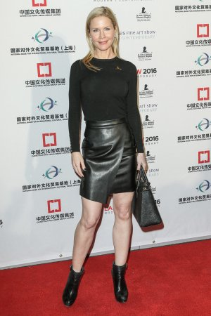 Josie Davis attends The LA Art Show and The Los Angeles Fine Art Show