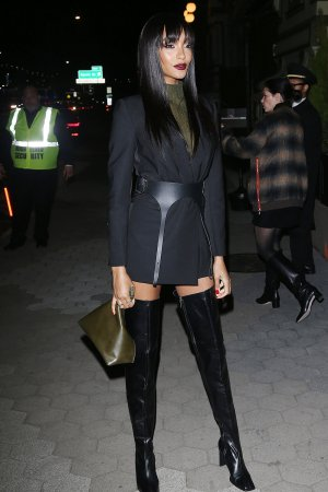 Jourdan Dunn attends CFDA Vogue Fashion Fund Awards