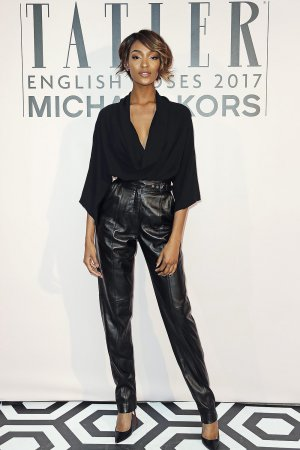 Jourdan Dunn attends Tatler's English Roses 2017