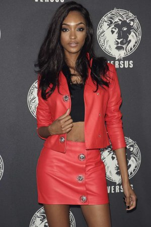 Jourdan Dunn attends the Verses show
