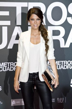 Juana Acosta at Cinco Metros Cuadrados premiere in Madrid