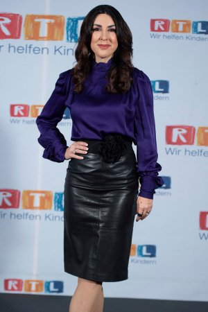 Judith Williams at RTL Spendenmarathon Hürth