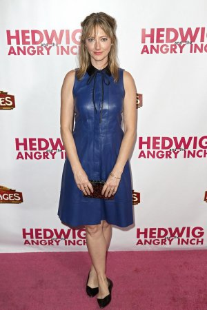 Judy Greer attends the opening night of 'Hedwig and the Angry Inch'