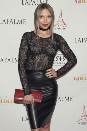 Julia Lanski attends the LaPalme Magazine Fall Issue Party