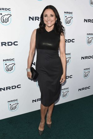 Julia Louis Dreyfus attends NRDC STAND UP! for the Planet event