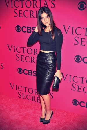 Julia Restoin Roitfeld attends the 2013 Victoria's Secret Fashion Show