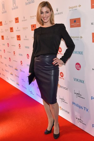 Julia Stinshoff attends Movie meets Media