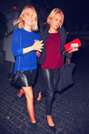 Julianne Hough at Chateau Marmont