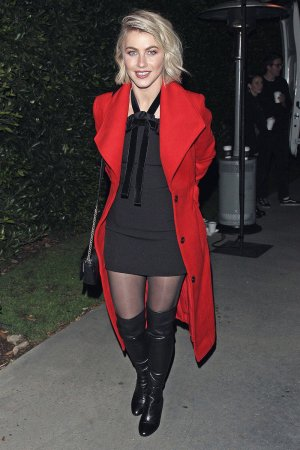 Julianne Hough attends Jennifer Klein's Holiday Party