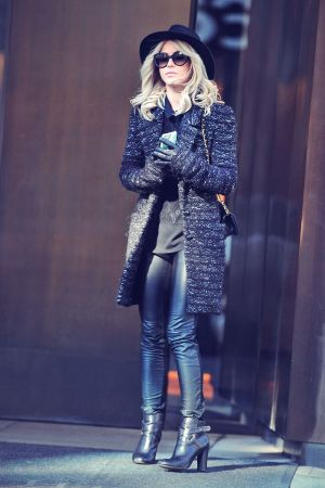 Julianne Hough seen out in SoHo
