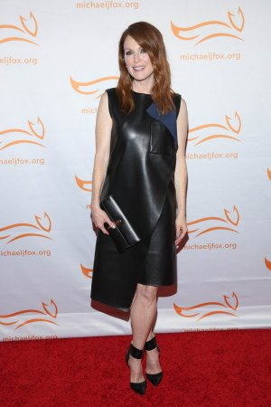 Julianne Moore attends 2014 A Funny Thing Happened On The Way To Cure Parkinson's event