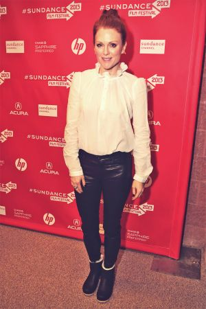 Julianne Moore attends the 2013 Sundance Film Festival