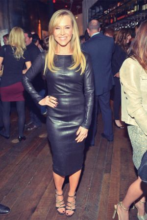 Julie Benz W Magazine and Guess Celebrate 30 Years of Fashion & Film