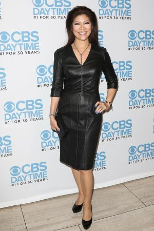 Julie Chen attends the panel for The Talk presented by CBS Daytime