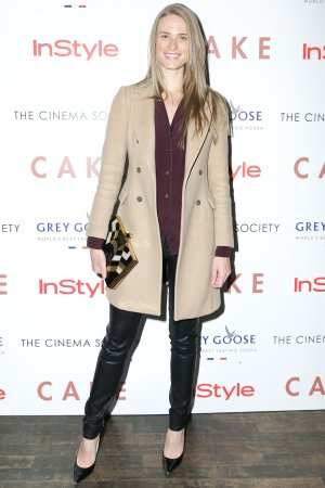 Julie Henderson attends The Cinema Society & InStyle screening