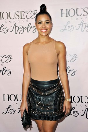 Julissa Bermudez arrives to the House of CB Flagship Store Launch