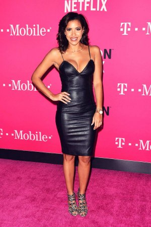 Julissa Bermudez attends T-Mobile Un-carrier X Launch Celebration