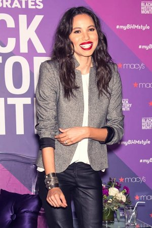 Jurnee Smollett-Bell celebrate Black History Month with discussion on culture…