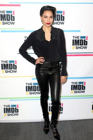 Jurnee Smollett-Bell on the IMDb Show