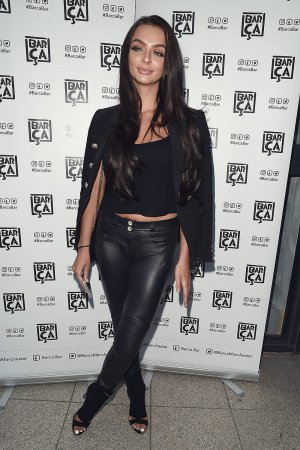 Kady McDermott attends Bar Ca Bar relaunch party