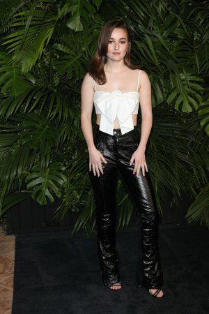 Kaitlyn Dever attends Charles Finch and Chanel Pre-Oscars Dinner