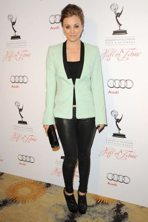 Kaley Cuoco at the Academy Of Television Arts & Sciences 21st Annual Hall Of Fame Gala in LA