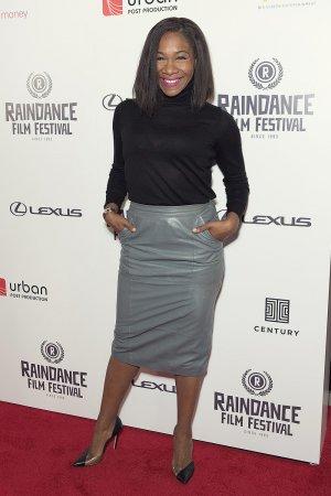 Karen Bryson attends Raindance Film Festival Opening Gala