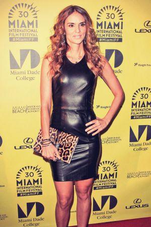 Karen Martinez attends 30th Miami International Film Festival