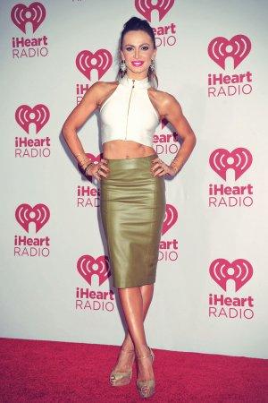 Karina Smirnoff attends iHeartRadio Music Festival