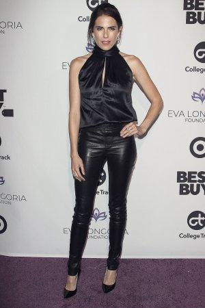 Karla Souza attends Eva Longoria Foundation dinner gala