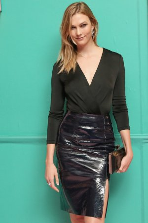 Karlie Kloss attends CFDA Fashion Awards