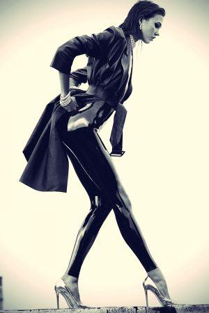 Karlie Kloss photoshoot