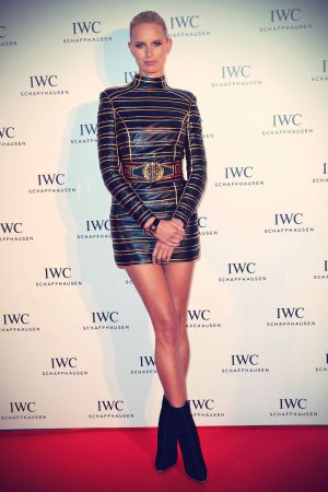 Karolina Kurkova at IWC For The Love of Cinema Cannes