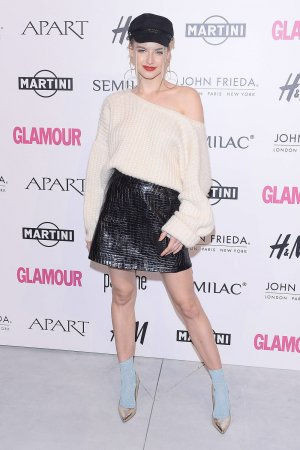 Karolina Pisarek attends the Glamour gala 2017