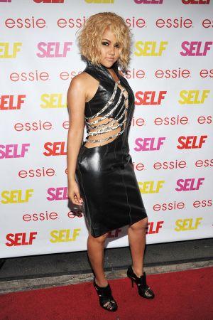 Kat DeLuna attends SELF Rocks The Summer
